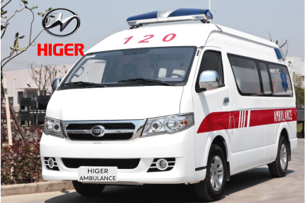 Higer Ambulance