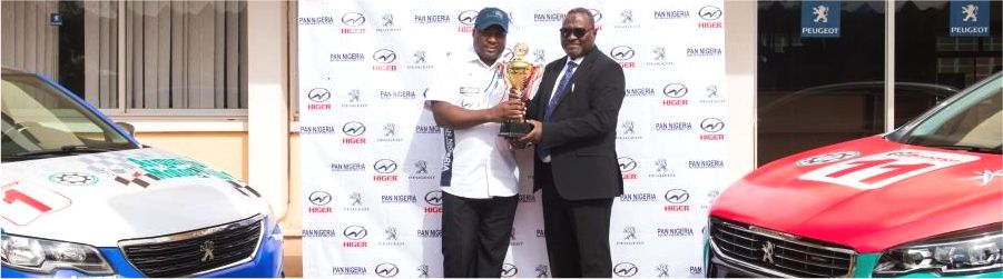 PAN Wins 2020 Argungu Motor Race