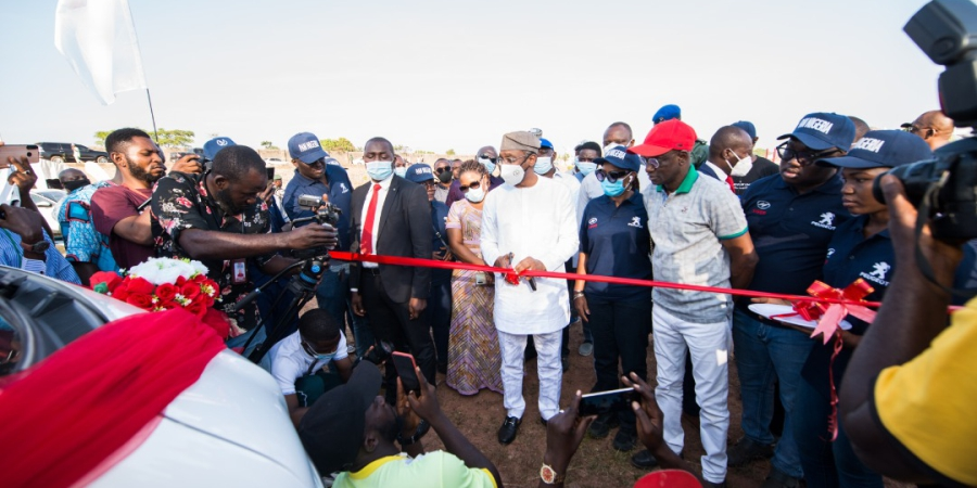 Gbajabiamila launches PAN New Products