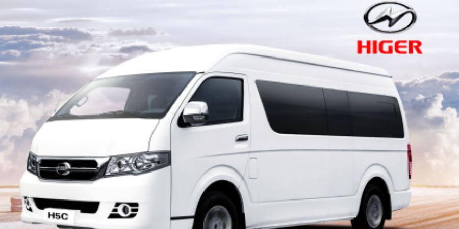 PAN Nigeria Begins Higer Bus Production