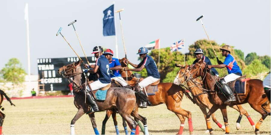 PAN Powers Keffi Polo Tournament