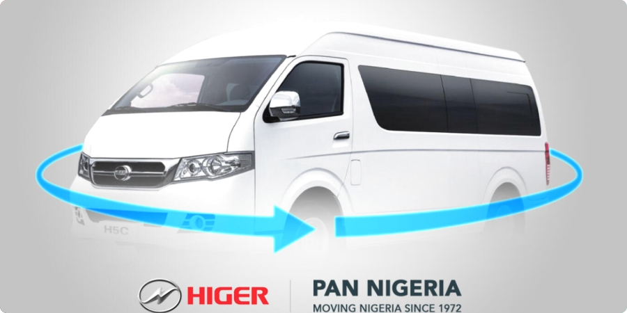 Higer Bus 360 Virtual Tour